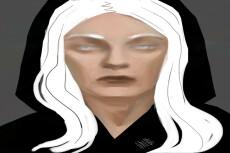 Нарисую ваш портрет в аниме стиле 19 - kwork.ru