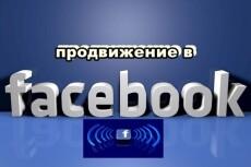 Добавление 3 000 живых русскоязычных участников в группу facebook 18 - kwork.ru