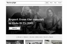 Разработаю уникальный дизайн страницы сайта 24 - kwork.ru