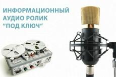 Начитаю текст. Оперативно, профессионально 26 - kwork.ru