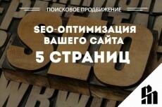 Настрою Яндекс Вебмастер и Google Console для управления SEO-оптимизацией сайта 14 - kwork.ru