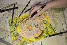 Разработаю полный дизайн-проект интерьера 40 - kwork.ru