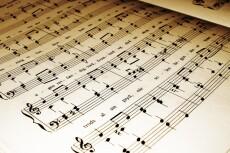 Мелодию Вашей любимой песни напишу нотами 21 - kwork.ru