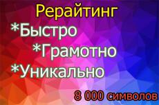 4 000 просмотров в YouTube 16 - kwork.ru