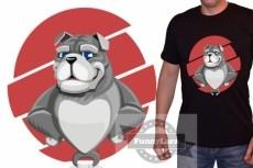 Принты на футболку 31 - kwork.ru