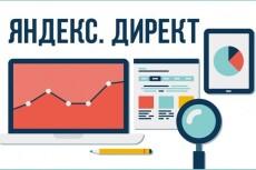 Настройка Яндекс. Директ, РСЯ 14 - kwork.ru