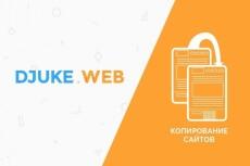 Сделаю копию одностраничника 20 - kwork.ru