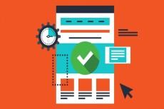 Напишу сайт с нуля на HTML, CSS, или сверстаю Ваш макет . psd 13 - kwork.ru