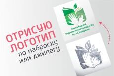 Отрисовка в векторе 112 - kwork.ru