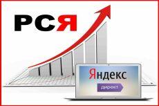 Ведение компании в Yandex Direct 23 - kwork.ru