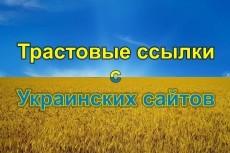 Качественные трастовые и статейные ссылки на ваш сайт 4 - kwork.ru