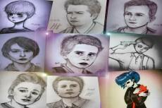 Нарисую портрет или вашего персонажа 15 - kwork.ru