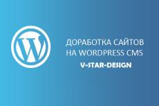 Wordpress выполню любые небольшие работы, правки по сайту 14 - kwork.ru