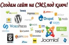 Создание сайтов под ключ на любой CMS 19 - kwork.ru