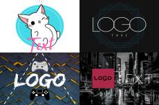 Создам логотип в игровом стиле 6 - kwork.ru
