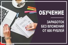 Видеоурок по быстрому созданию трафикового сайта для заработка за 1 день 2 - kwork.ru