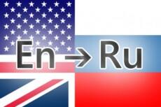 Сделаю технический, литературный перевод с английского на русский язык 20 - kwork.ru