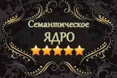 Составлю семантическое ядро из 300 запросов расчётом KEI 10 - kwork.ru