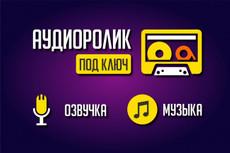 Аудиоролик под ключ 2 - kwork.ru