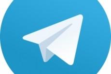 Реклама в Telegram 11 - kwork.ru