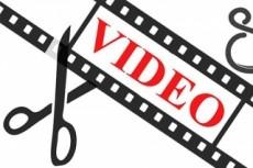 Видео монтаж - обрезка - склейка - звук 6 - kwork.ru
