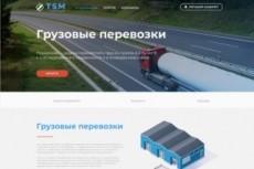 Сделаю адаптированный LP/одностраничник с Вашими данными. Полный пакет 10 - kwork.ru