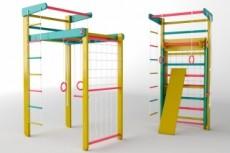 Визуализация торгового места, торгового островка, 3D модель 19 - kwork.ru
