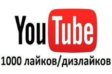135 комментариев к видео YouTube 19 - kwork.ru
