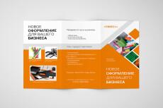 Дизайн буклета, брошюры 21 - kwork.ru