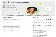 Резюме и вакансии 28 - kwork.ru