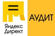Аудит кампании Яндекс. Директ 22 - kwork.ru