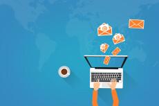 2 в 1 - Красивый шаблон письма+ email рассылка 24 - kwork.ru