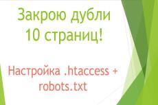 Полный анализ вашего сайта 27 - kwork.ru