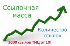 5 SEO ссылок с Тиц от 50 18 - kwork.ru