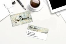 Создам оригинальный макет визитки 33 - kwork.ru