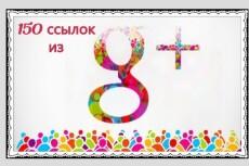 155 ссылок из социальной сети Twitter 7 - kwork.ru