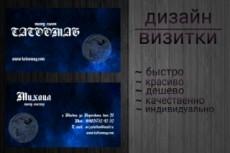 Отрисовка логотипа по вашему эскизу 11 - kwork.ru