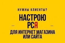 РСЯ настройка быстро и эффективно 17 - kwork.ru