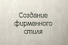 Высококачественные макеты под Ваш фирменный стиль 17 - kwork.ru