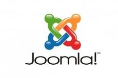 Установка сайта на Joomla 10 - kwork.ru