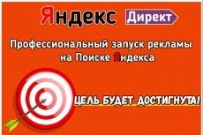Реклама Яндекс Директ 19 - kwork.ru