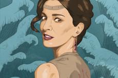 Нарисую цифровой портрет в стиле гравюры 23 - kwork.ru