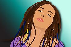 Нарисую поп-арт портрет по фото 14 - kwork.ru