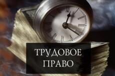 Оценю действия Вашего работодателя на соответствие трудовому кодексу 9 - kwork.ru