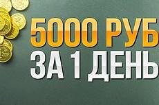 Рекламный баннер на моих сайтах. Посещаемость от12000 до100000 в день 25 - kwork.ru