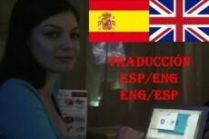 Переведу сайт с/на английский или с/на испанский язык (3000 знаков) 16 - kwork.ru