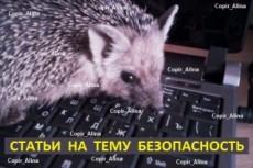 Сделаю качественный рерайт текст (до 8 тыс. знаков) 41 - kwork.ru