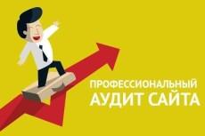 Полный аудит сайта 18 - kwork.ru