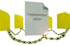 Сделаю схему эффективной перелинковки Вашего сайта 11 - kwork.ru