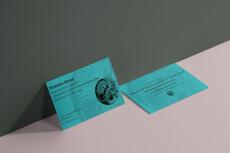 Дизайн-макет визитки 35 - kwork.ru